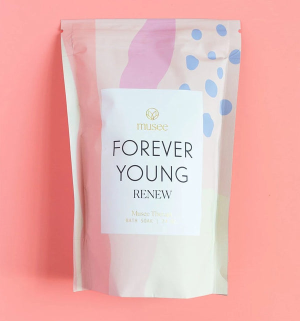 Forever Young Jasmine & Lemongrass Bath Soak by Musee | Fig Linens
