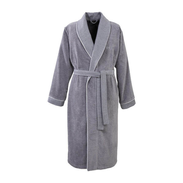 Lord Grey Bathrobe by Hugo Boss | Fig Linens and Home