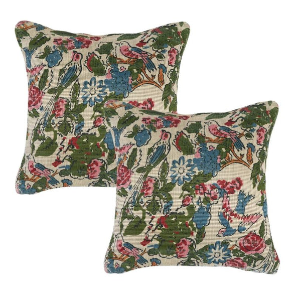 Nutana Outdoor Pillows by John Robshaw | Fig Linens and Home