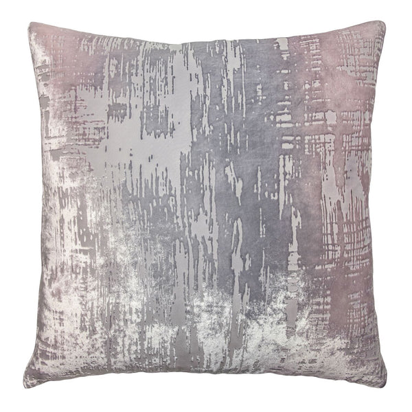 Moonstone Brush Stroke Pillow by Kevin O'Brien Studio | Fig Linens