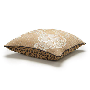 Canevas Cumin Decorative Throw Pillows by Le Jacquard Français | Fig Linens