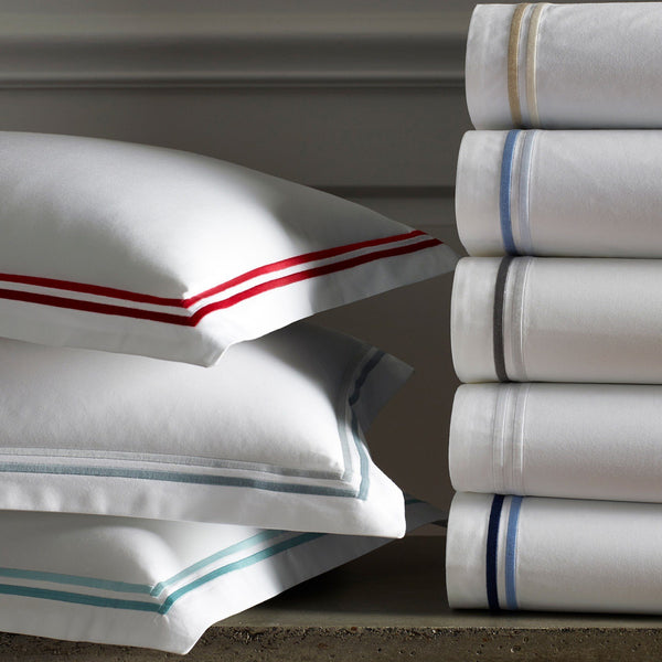 Fig Linens - Matouk Essex Bedding Collection