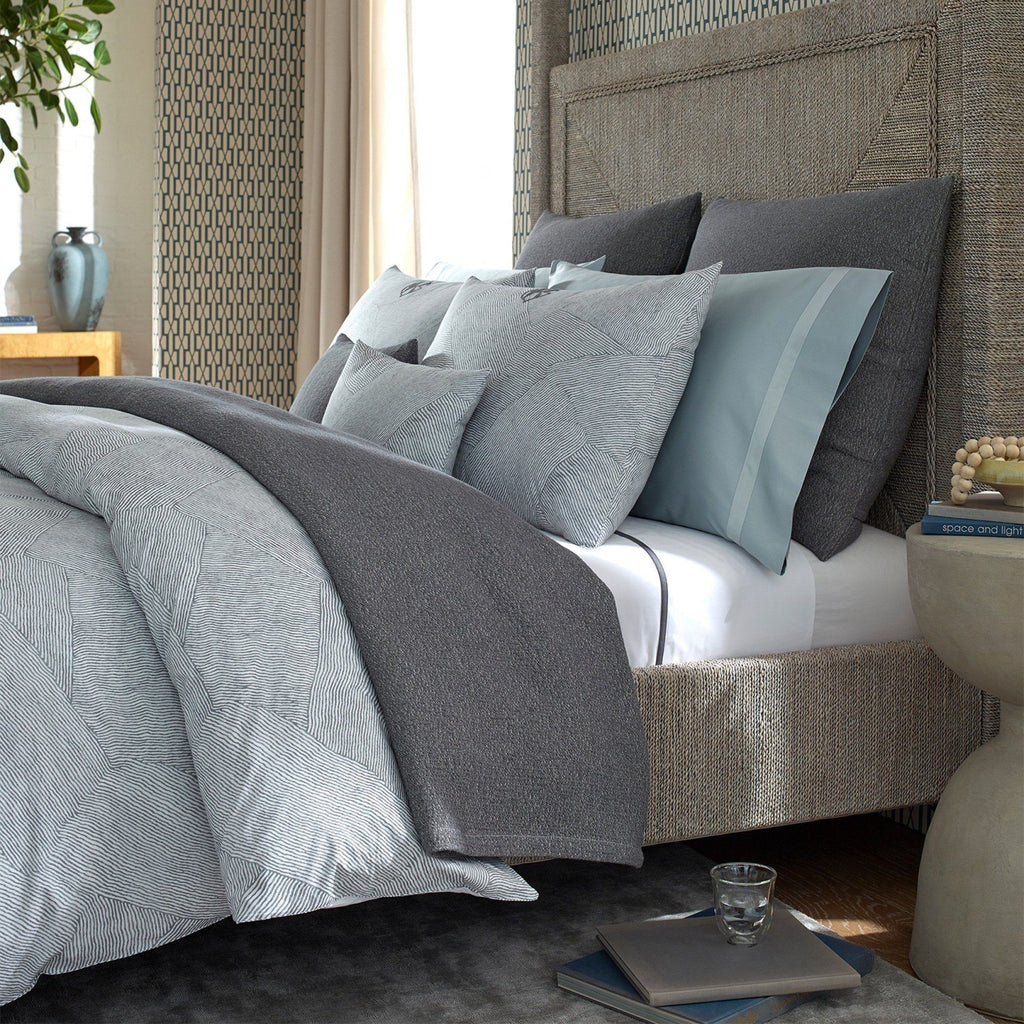Matouk Burnett Bed Duvets and Sheets at Fig Linens | Schumacher