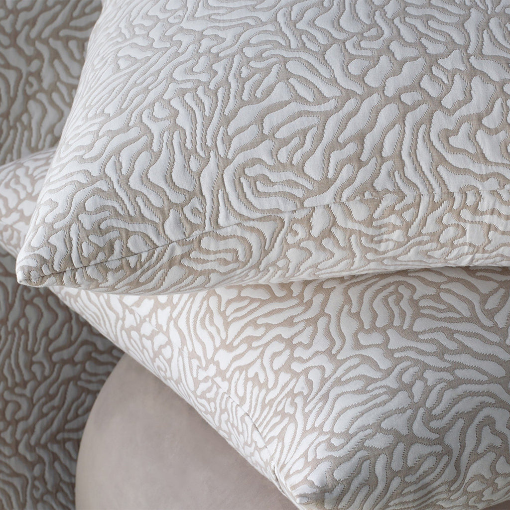 Matouk Cora Bedding - Detail View - Fig Linens and Home