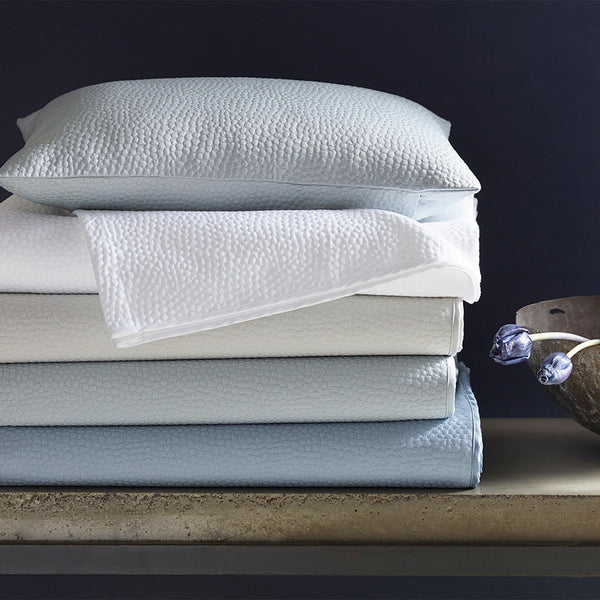 Matouk Eden Coverelets & Shams at Fig Linens
