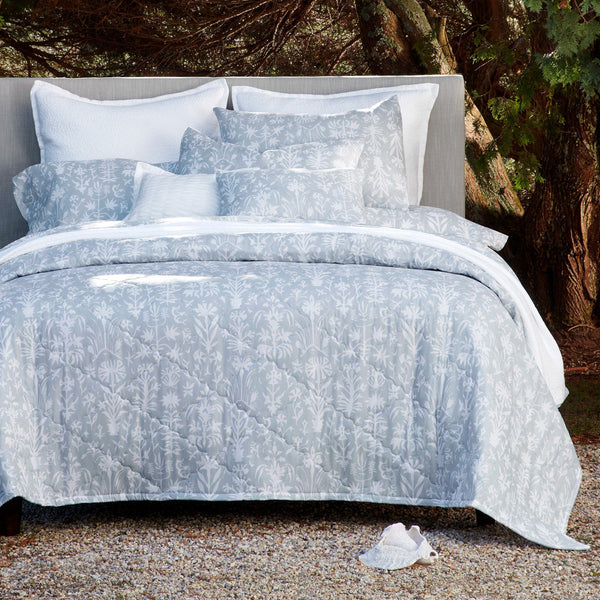 fig linens - matouk - martinique bedding - duvet, sheets, shams