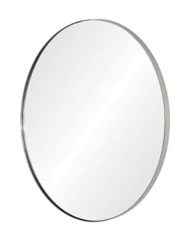 20433- Round Wall Mirror by Mirror Image Home | Fig Linens