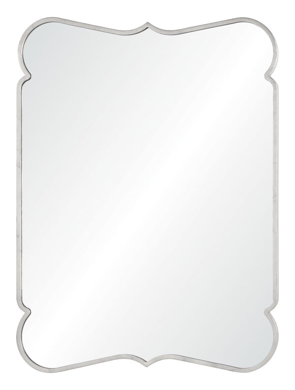Luxury Home Decor by Mirror Image Home - Versailles Silver Mirror by Barclay Butera | Fig Linens