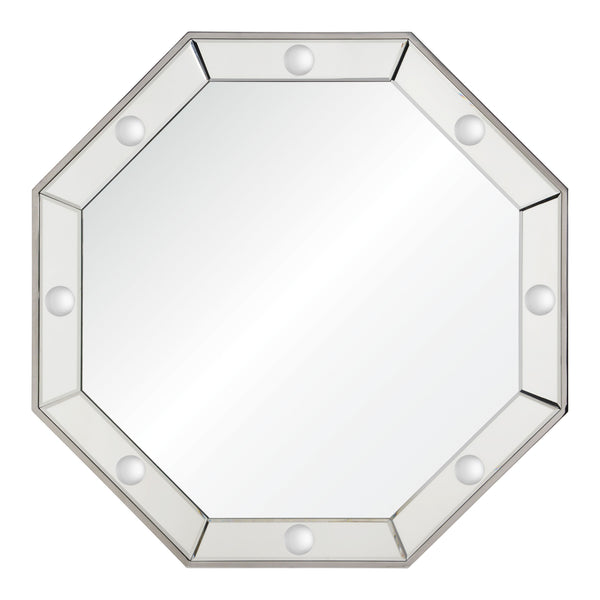 Octagonal Mirror by Mirror Image Home, Bunny Williams - Fig Linens