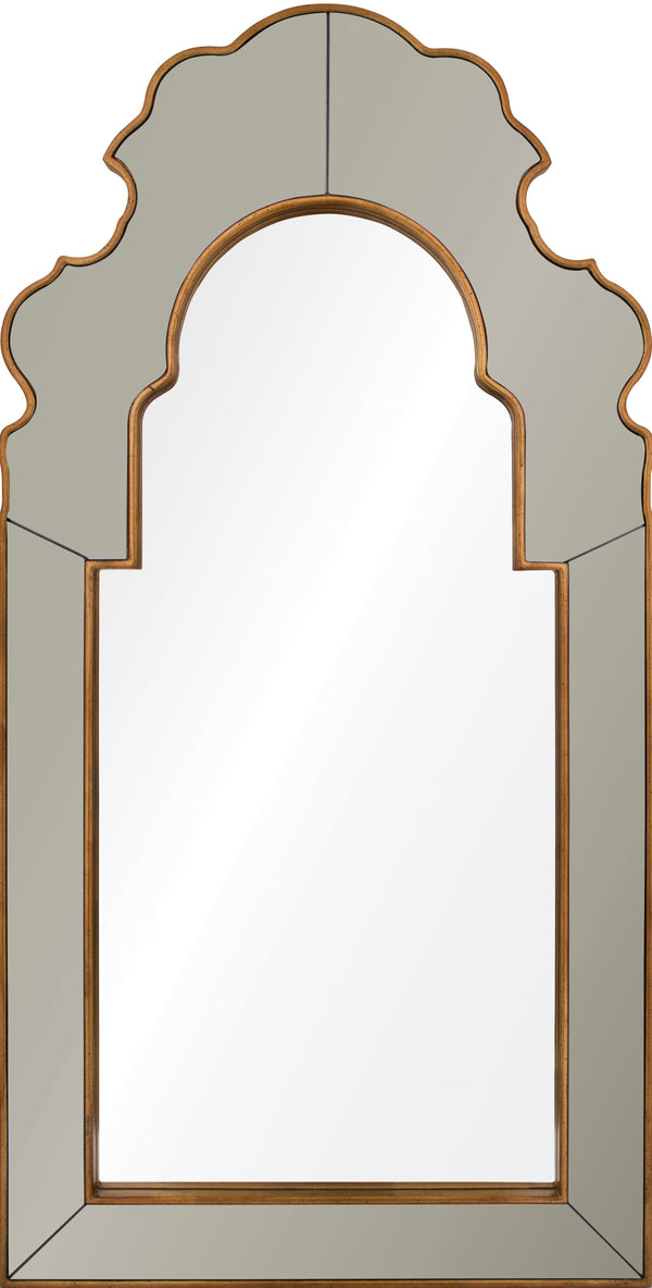 Moonstone Wall Mirror by Bunny Williams for Mirror Image Home | Fig Linens