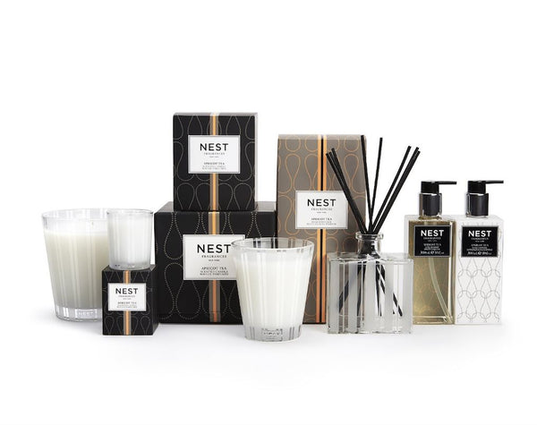 Apricot Tea Fragrance Collection by Nest | Fig Linens