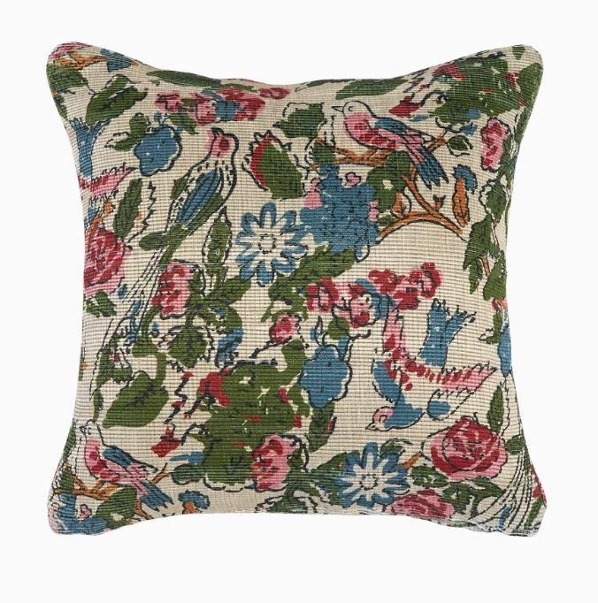 Nutana Outdoor Pillow by John Robshaw | Fig Linens and Home