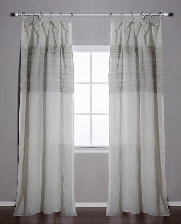 Pom Pom at Home - Olivia Ocean Curtains | Fig Linens