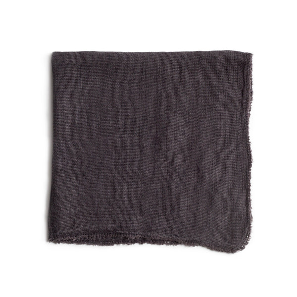Pom Pom at Home - Carmel Midnight Napkins | Fig Linens
