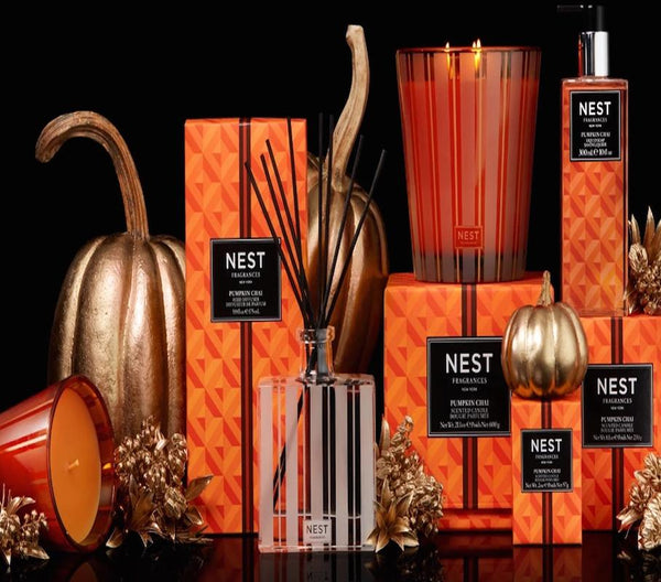 Nest Pumpkin Chai Fragrance Collection | Fig Linens