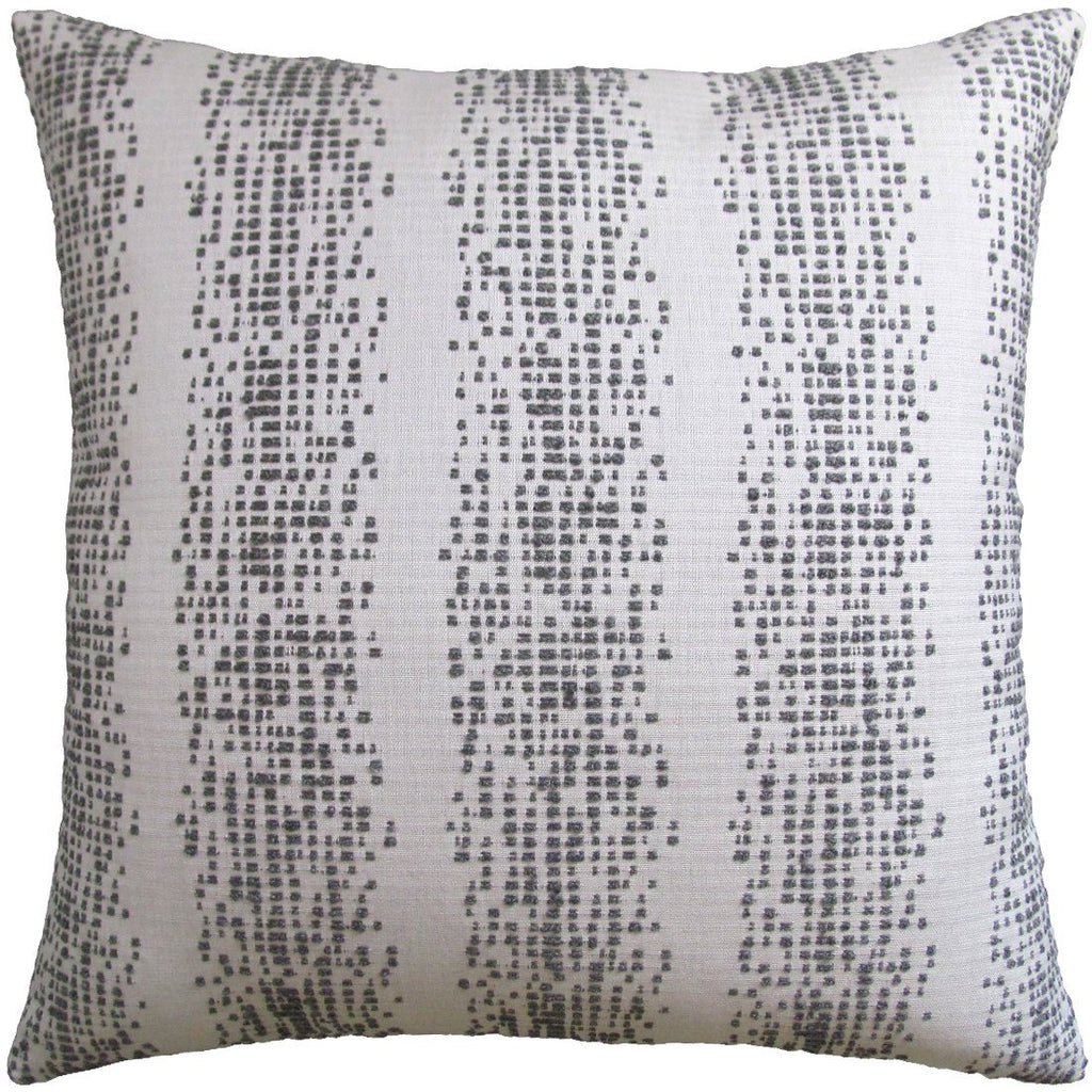 Balboa Smoke Pillow by Ryan Studio | Fig Linens and Home