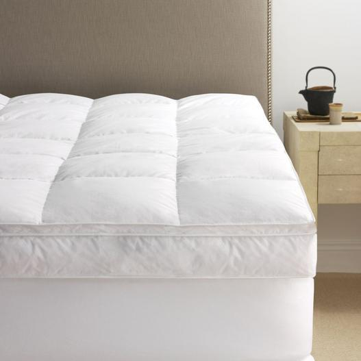 Pillowtop Down Featherbed by Scandia Home | Fig Linens