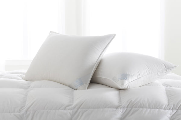 Fig Linens - Scandia Home - Copenhagen Down Sleep Pillow