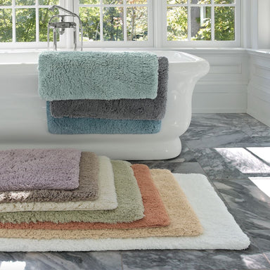 Indulgence Bath Rugs by Scandia Home | Fig Linens