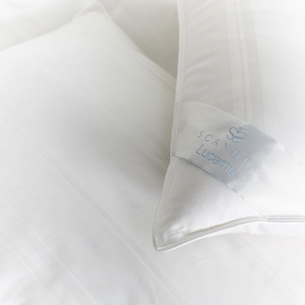 Lucerne Down Pillow by Scandia Home | Fig Linens