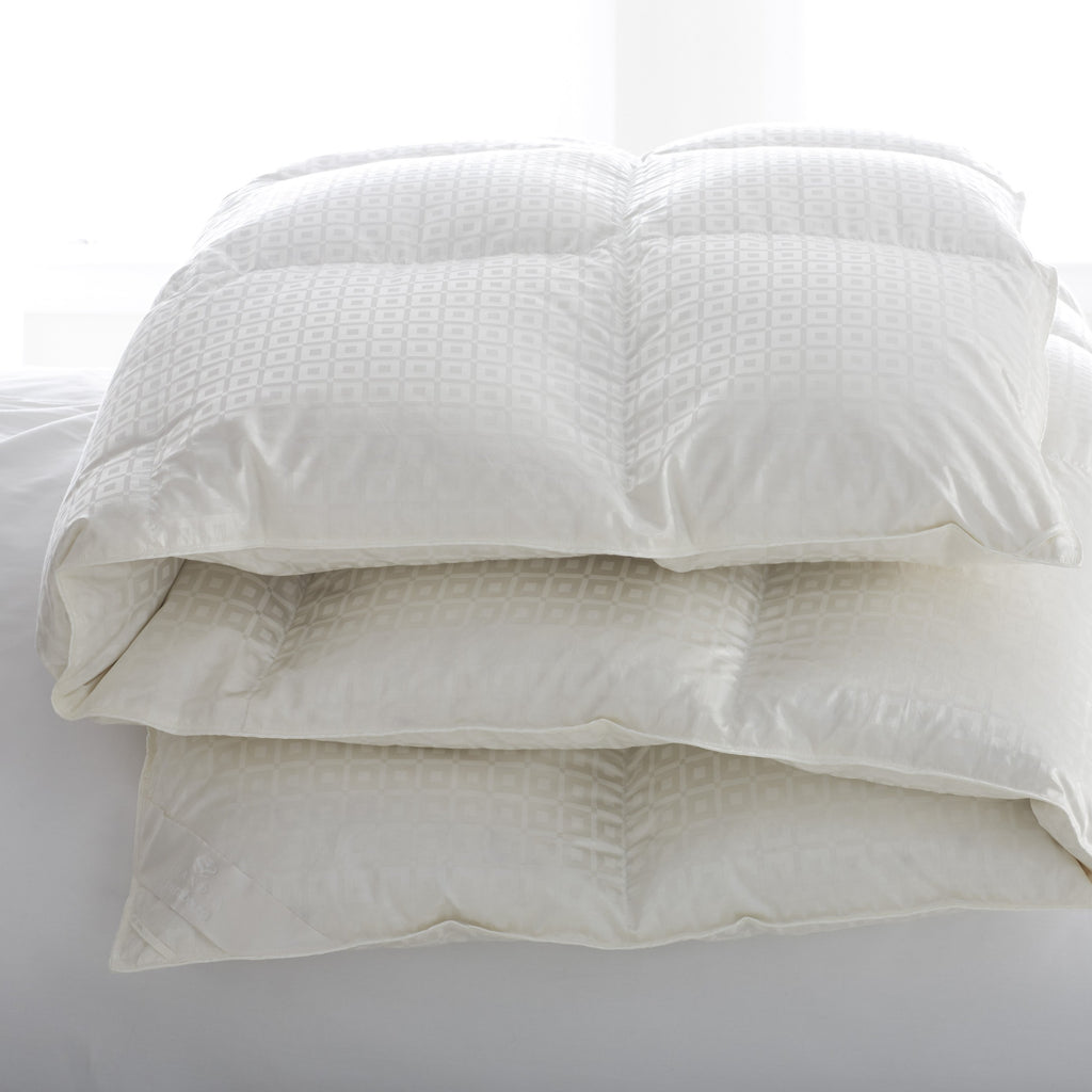 Luxembourg Down Comforter by Scandia Home | Fig Linens