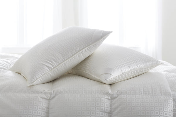 Luxembourg Down Pillow and Comforter by Scandia Home | Fig Linens