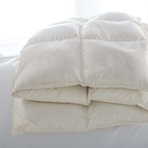 St. Petersburg Down Comforter by Scandia Home | Fig Linens