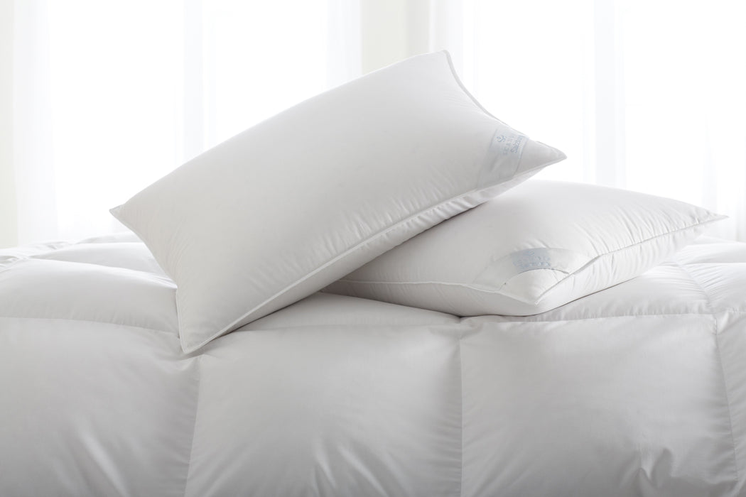 Salzburg Down Pillow by Scandia Home | Fig Linens