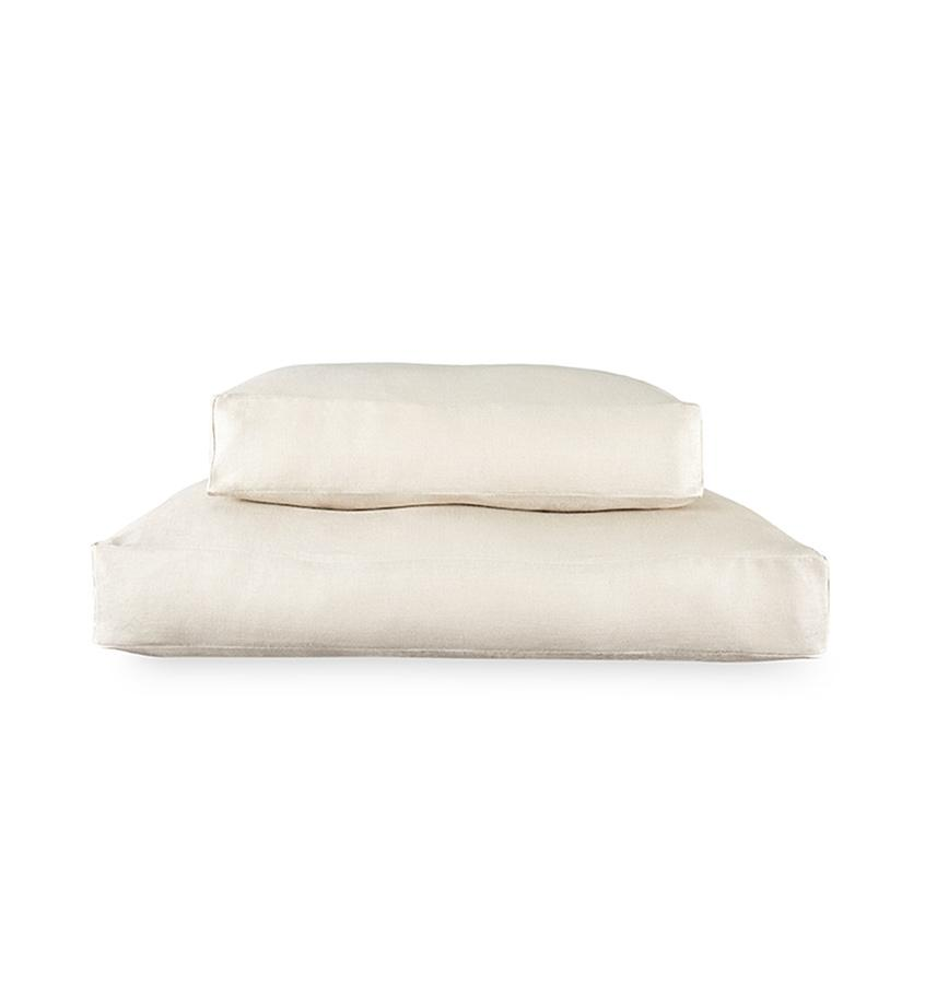 Lettino Ivory Dog Beds by Sferra | Fig Linens and Home