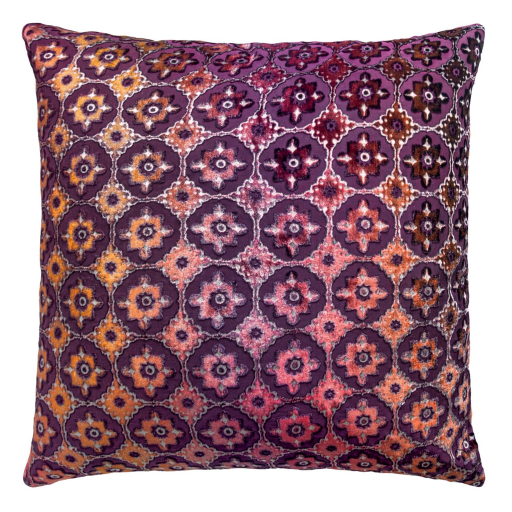 Small Moroccan Velvet Pillows by Kevin O'Brien Studio | Fig Linens