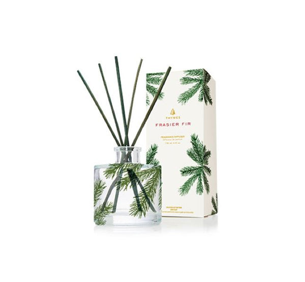 Frasier Fir Petite Pine Needle Diffuser by Thymes | Fig Linens