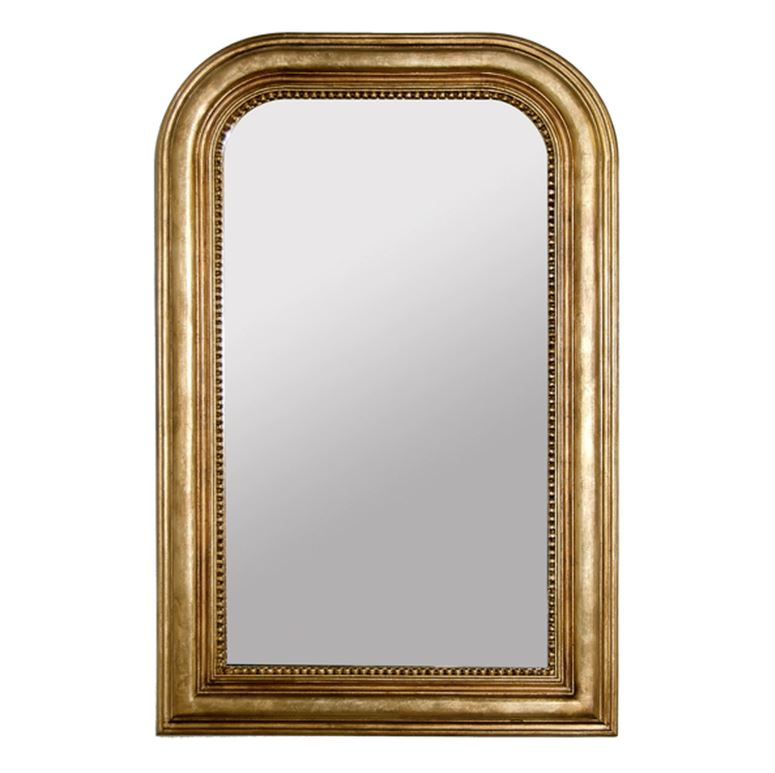 Waverly Gold Mirror by Worlds Away