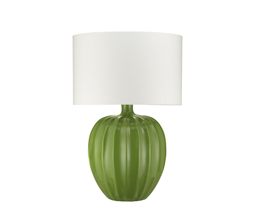 Kristiana Grass Table Lamp by William Yeoward | Fig Linens and Home
