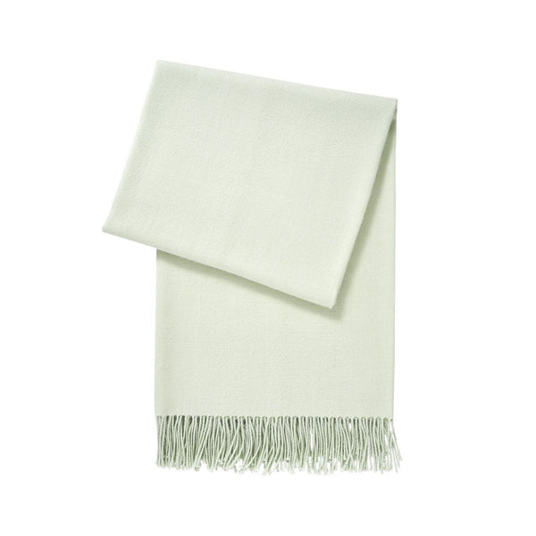 Triomphe Sauge Throw by Yves Delorme | Fig Linens and Home