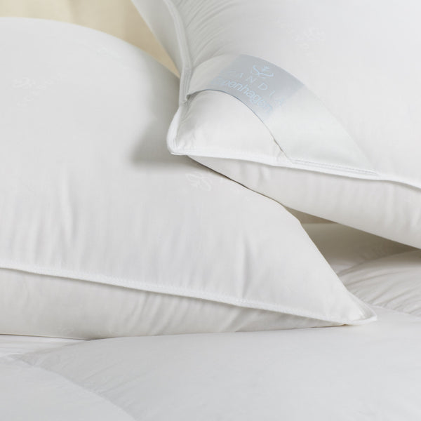 Copenhagen Down Pillow by Scandia Home | Fig Linens