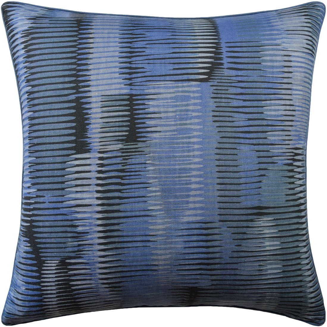 Alcantara Navy Pillow by Ryan Studio