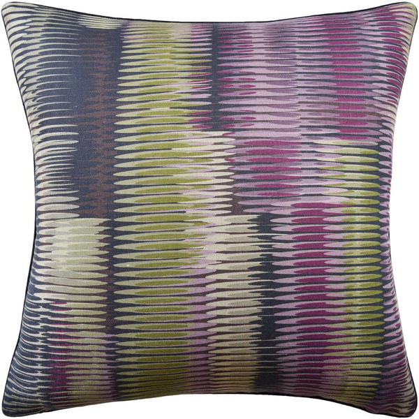 Alcantara Plum Pillow by Ryan Studio