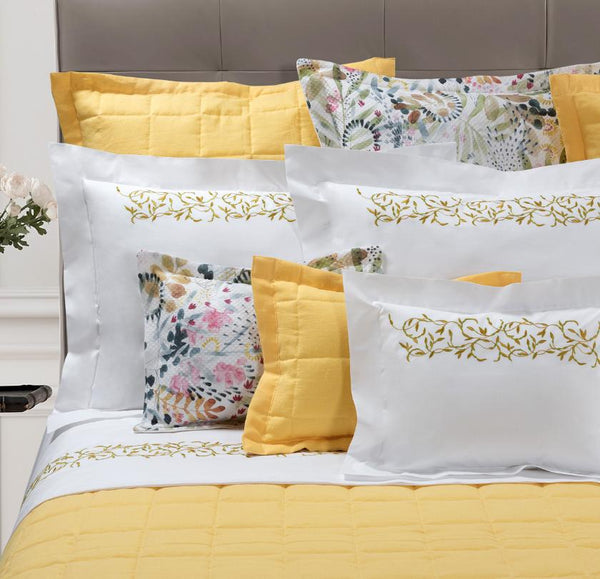 Fig Linens - Selvaggia Bedding by Dea Linens
