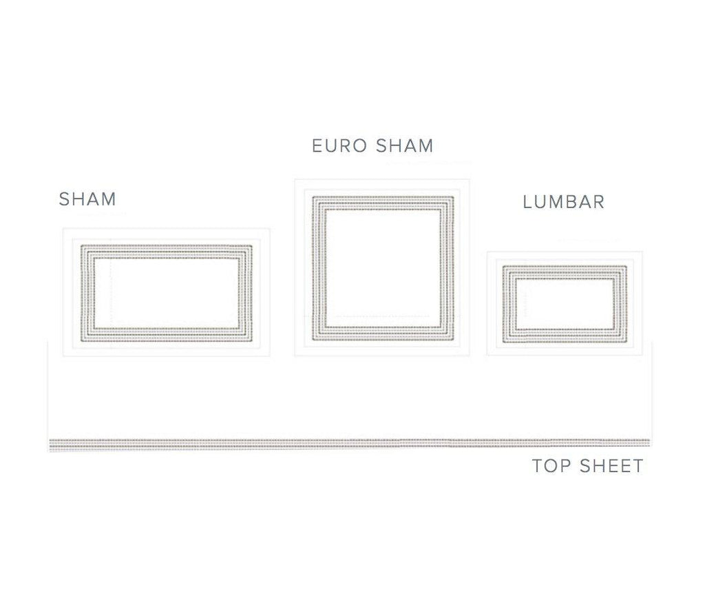 Fig Linens - Dea Fine Linens - Urban Bedding - Shams and Sheets