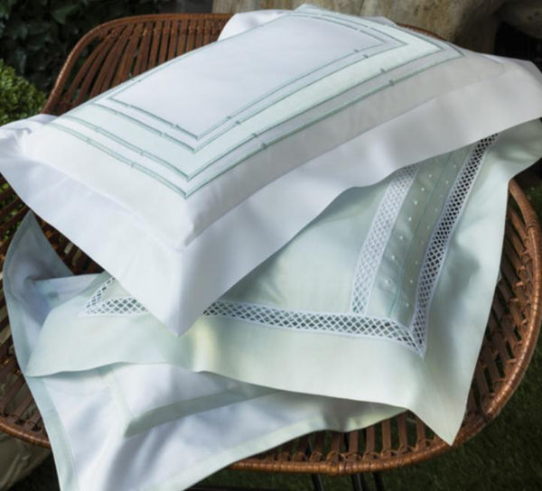 Fig Linens - Parallele Bedding by Dea Linens