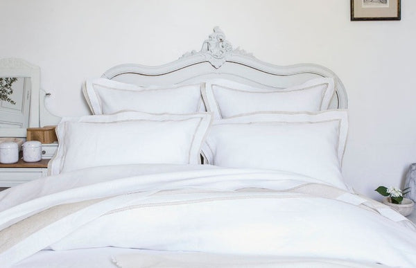 Bastide Linen Bedding by Alexandre Turpault | Fig Linens and Home