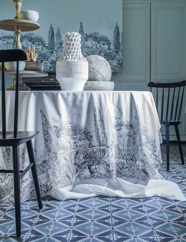 Este Tablecloth by Alexandre Turpault | Fig Linens and Home