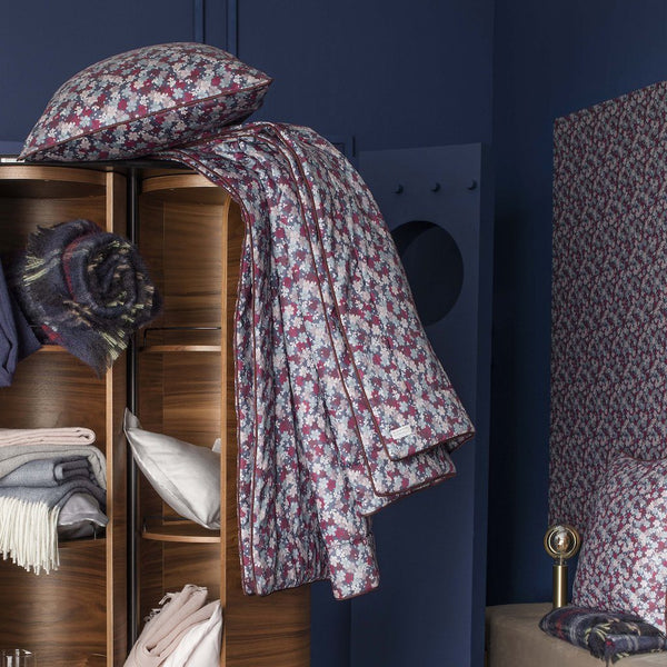Fancy Throw & Shams by Alexandre Turpault | Fig Linens and Home
