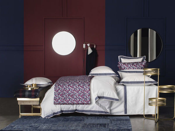 Fig Linens - Alexandre Turpault Fancy Bedcover and shams