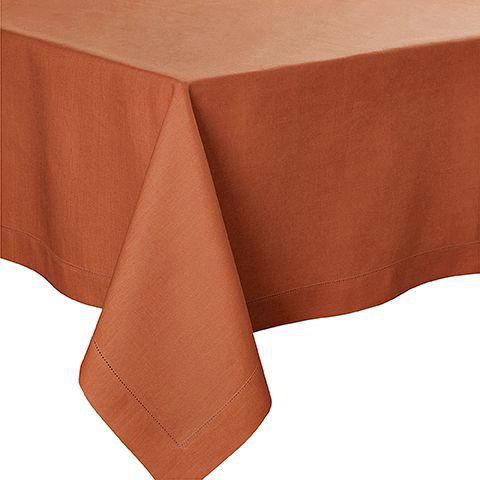 Fig Linens - Alexandre Turpault Table Linens - Florence Copper Tablecloth