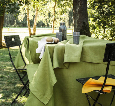 Florence Plane Tree Table Linens by Alexandre Turpault | Fig Linens