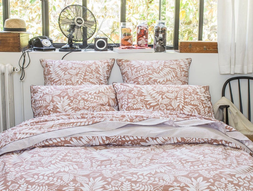 L'Ile Rousse Bedding by Alexandre Turpault | Fig Linens and Home