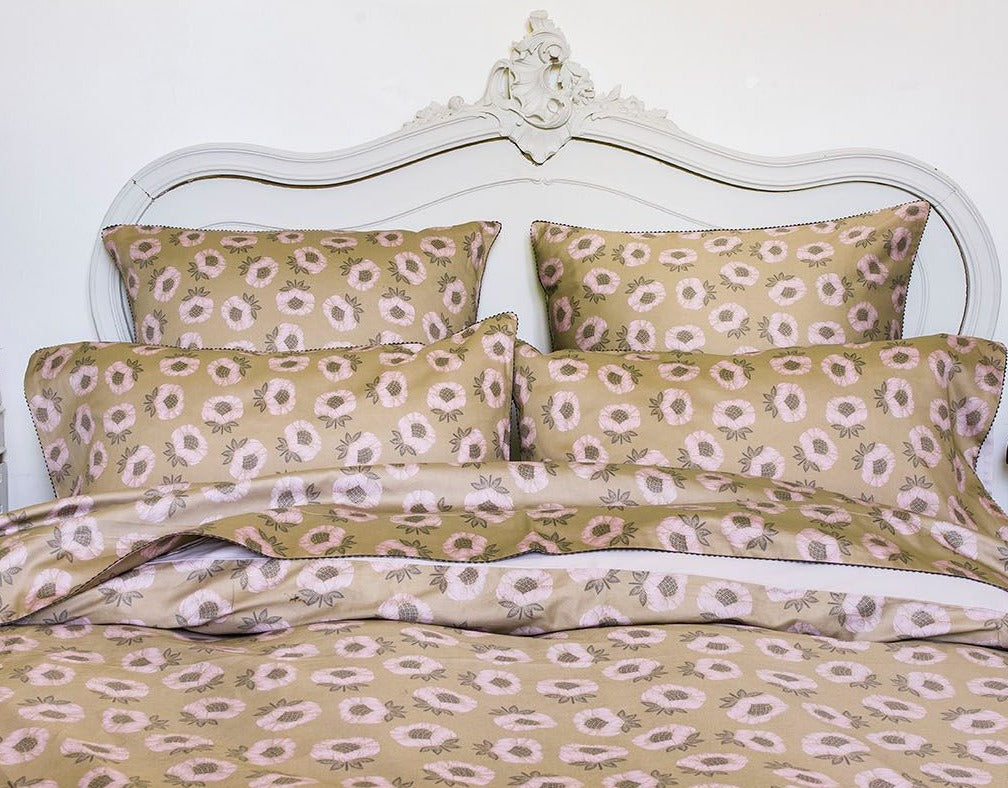 Opium Bedding by Alexandre Turpault | Fig Fine Linens and Home