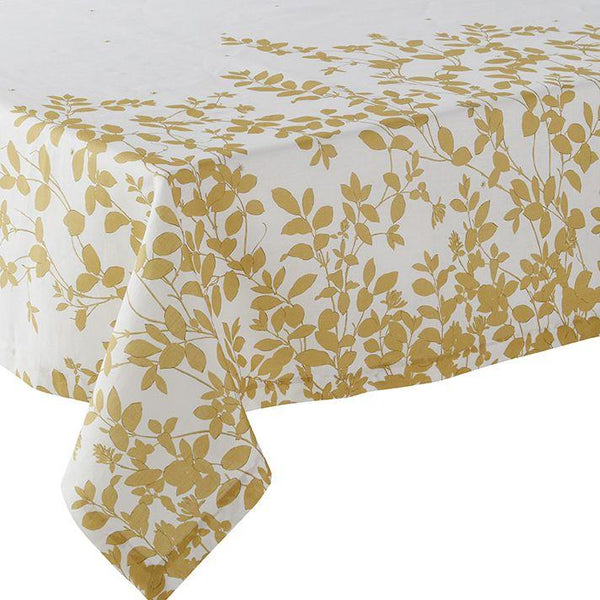 Fig Linens - Alexandre Turpault Table Linens - Sublime Gold Tablecloth