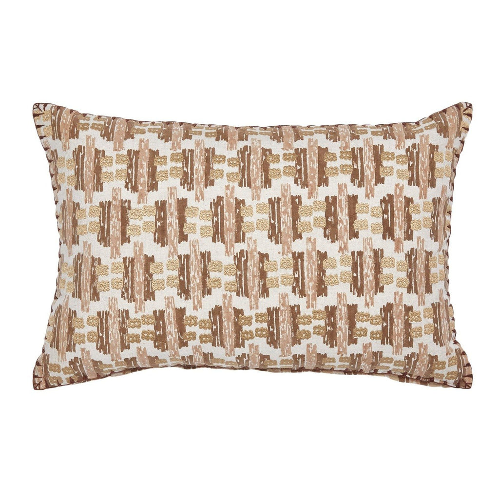 Fig Linens - Kanta Decorative Pillow by John Robshaw